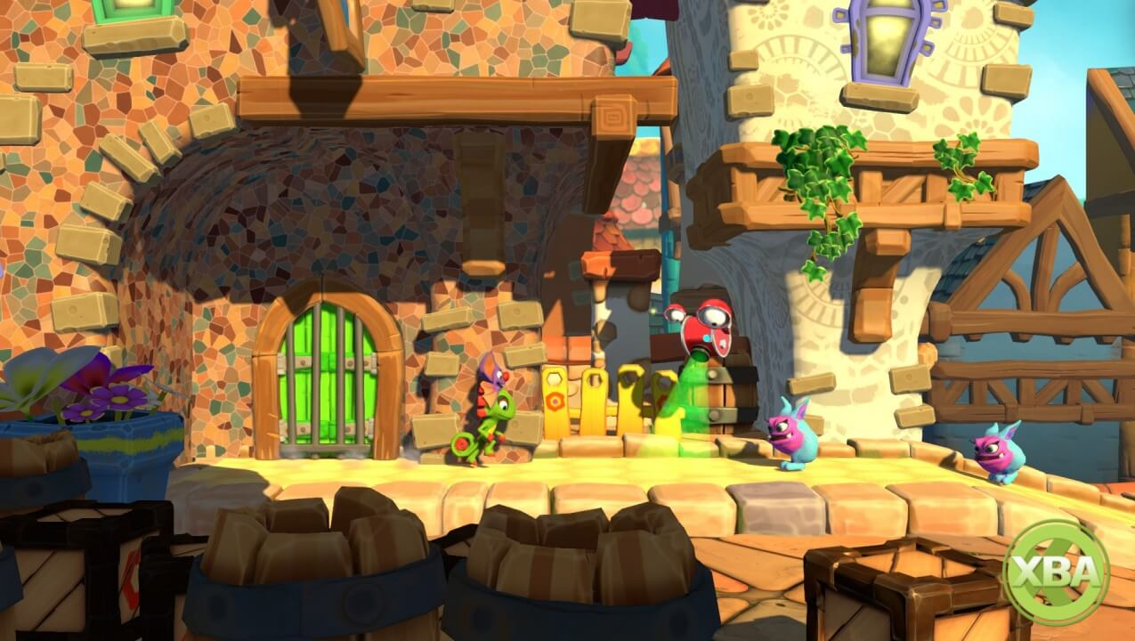 Yooka Laylee and the Impossible Lair Review MejoresJuegosOnline.com
