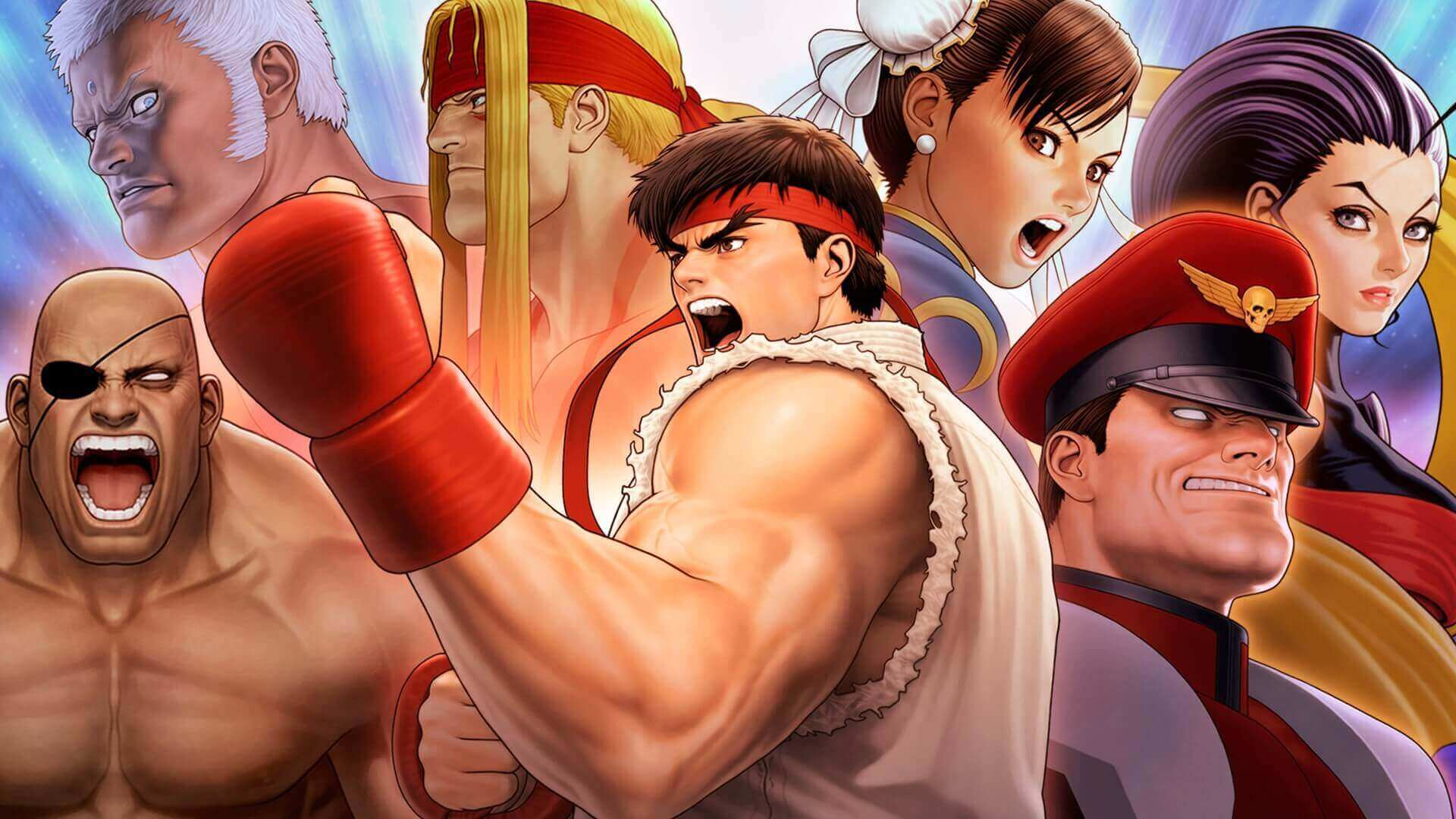 Street Fighter- 30th Anniversary Collection Review MejoresJuegosOnline.com