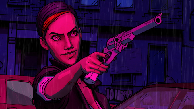 Bloody Mary de The Wolf Among Us