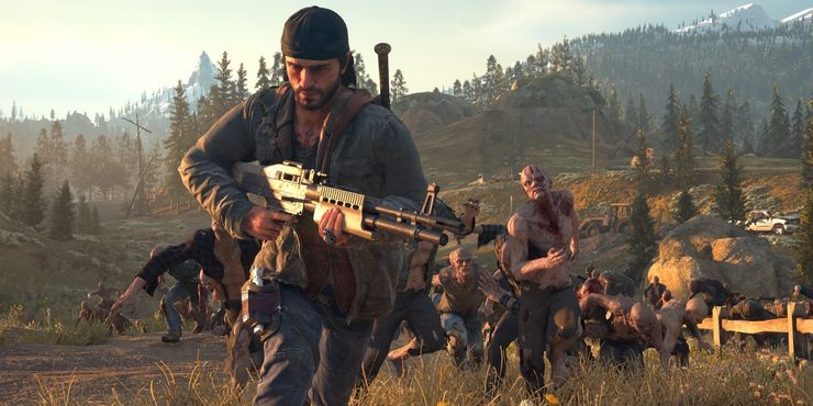Days Gone juegos ps4